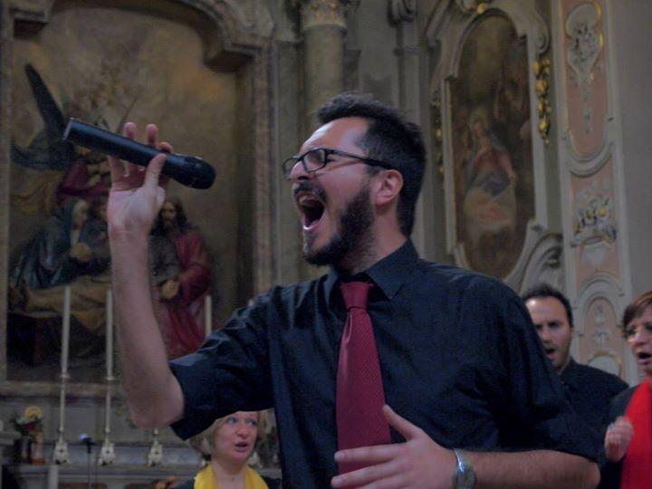 Old Spirt Gospel Singers @ Laveno Mombello (VA), 07/12/2014