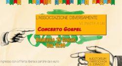 Concerto Gospel per Associazione Diversamente ONLUS